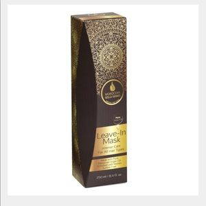 Moroccan Gold Series - Leave in Mask
